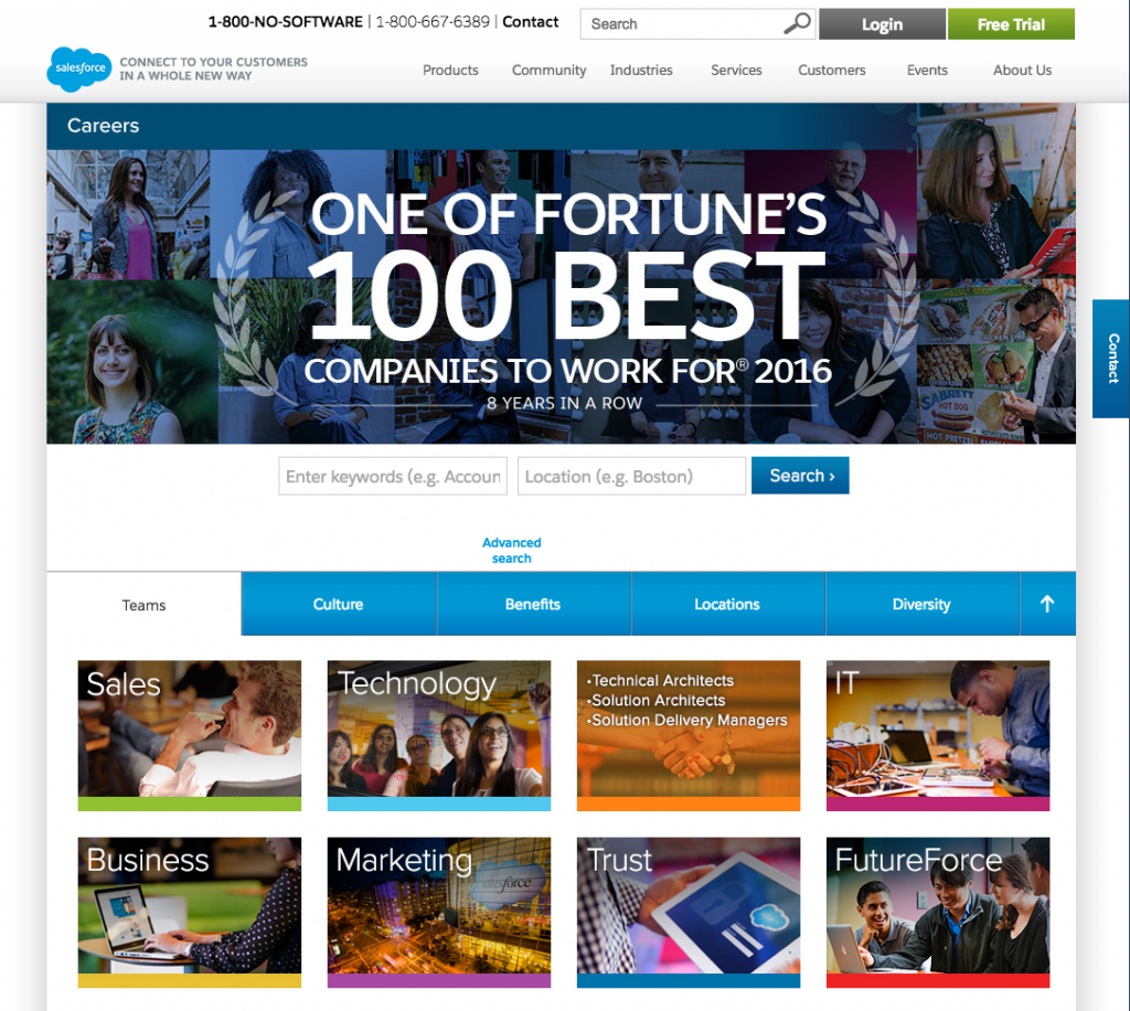 best-company-career-sites-salesforce-ongig