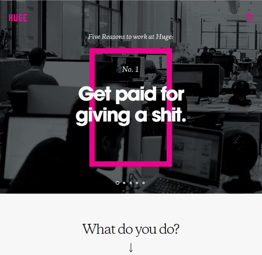 best-company-career-sites-hugeinc-ongig