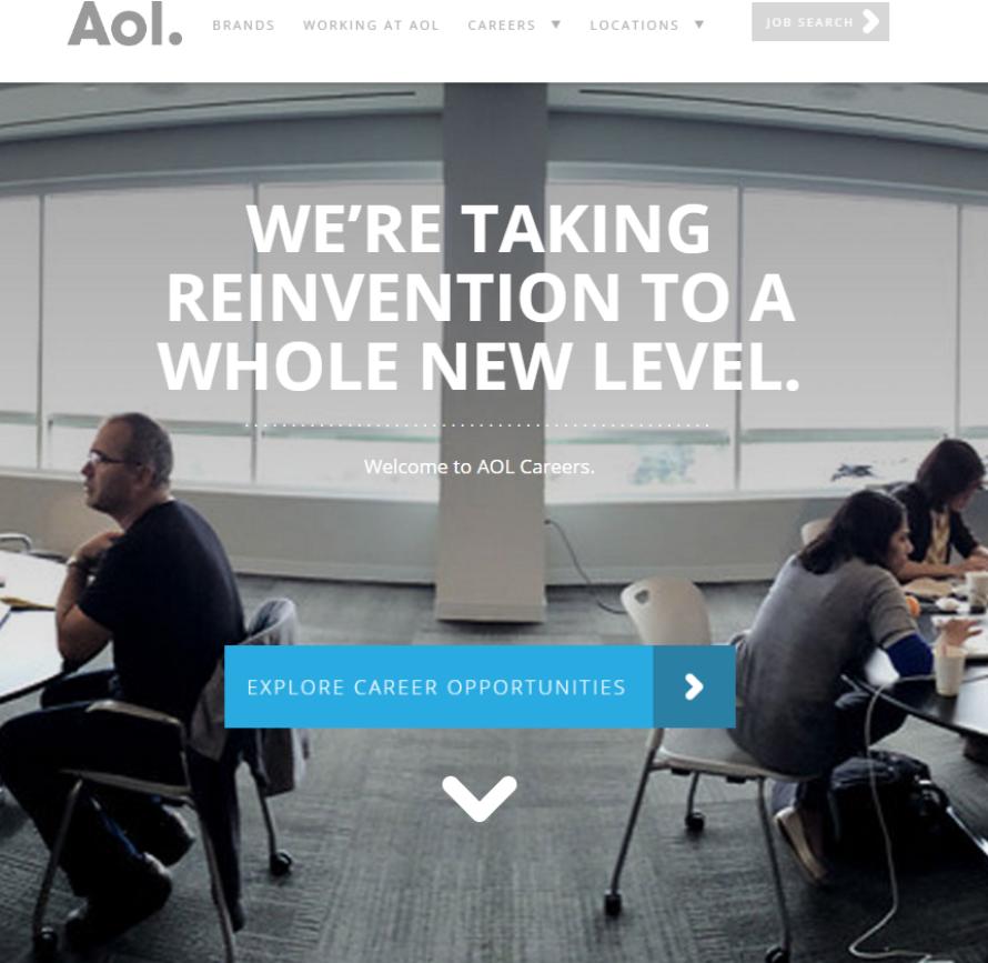 best-company-career-sites-AOL-Careers-ongig