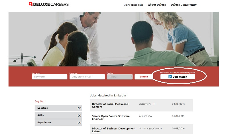 Best Company Career Site Ideas LinkedIn Job Match Ongig