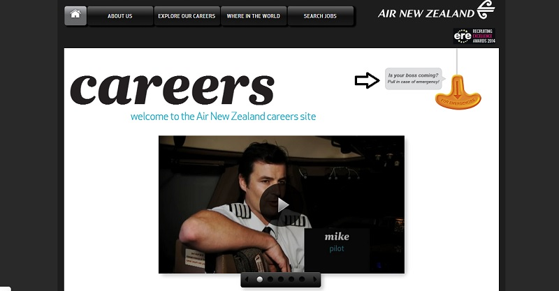 Air New Zealand Career Site Ongig Blog