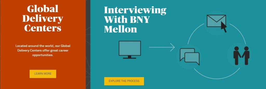 BNY Mellon Interviewing Career Page 2