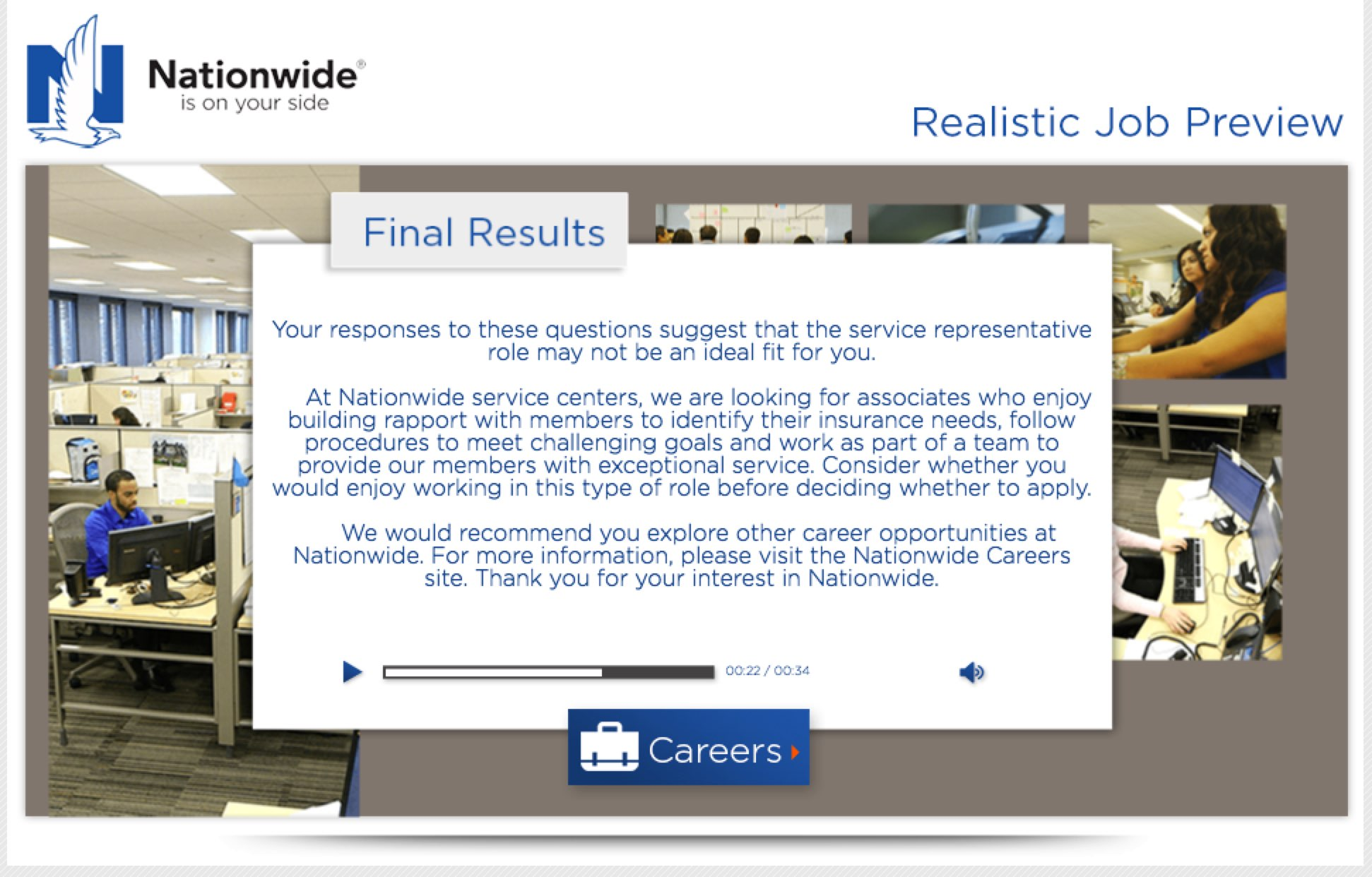 Realistic Job Preview -- Nationwide Insurance Customer Service Job Description | Ongig Blog