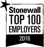 Stonewall top 100 employers award ongig blog 3