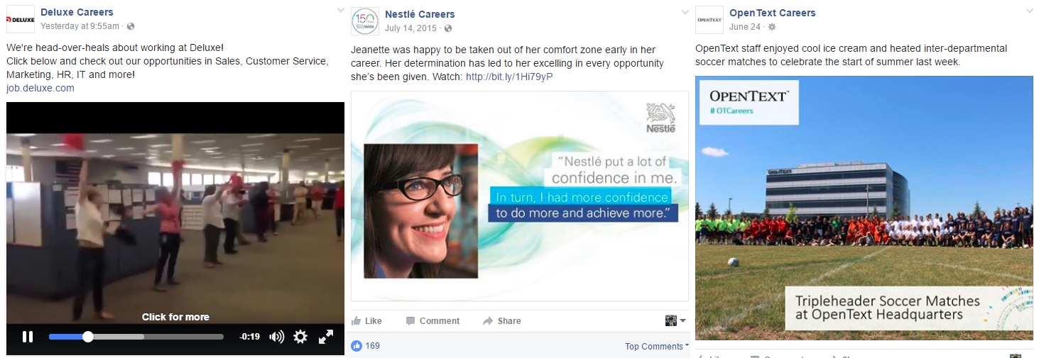 Facebook Company Career Posts Ongig Blog