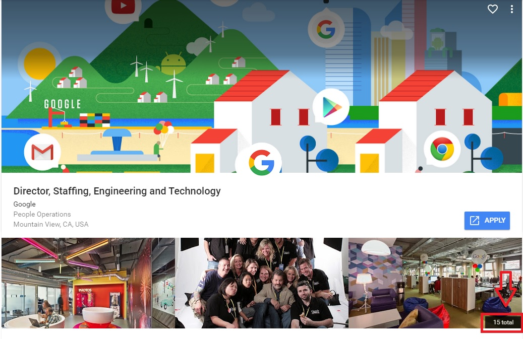 Google Job Description Engineering Director Ongig Blog