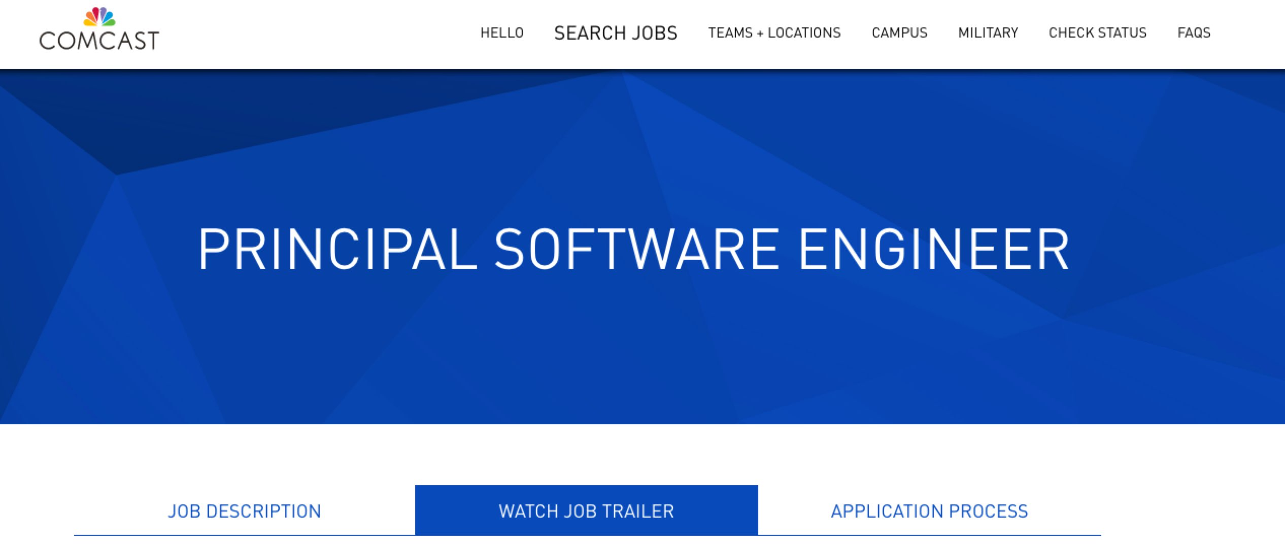 comcast-video-job-description-job-trailer-realistic-job-preview-ongig-blog