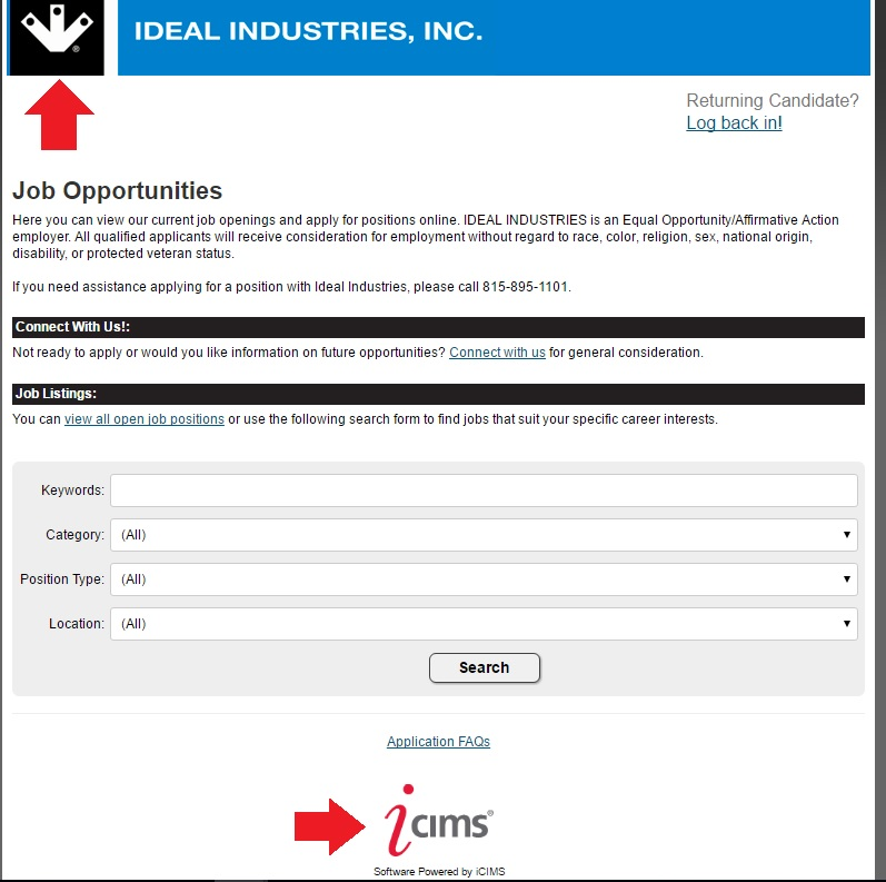 ideal-industries-icims-ats-homepage-ongig-blog-2