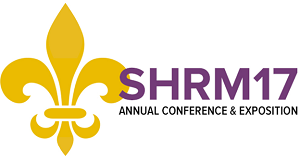 SHRM 17 Annual Conference Logo - Ongig Blog