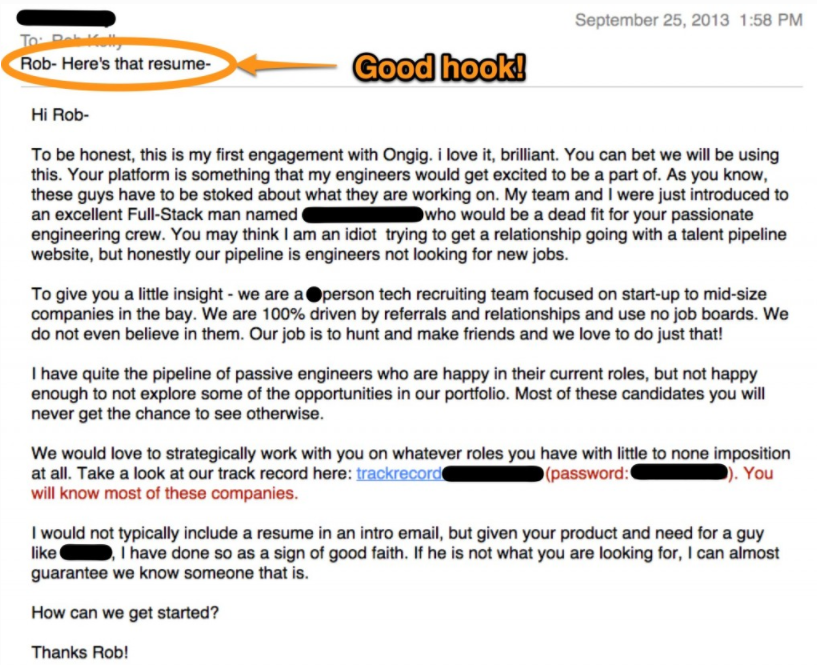 i just learned why some people don t trust agency recruiters the