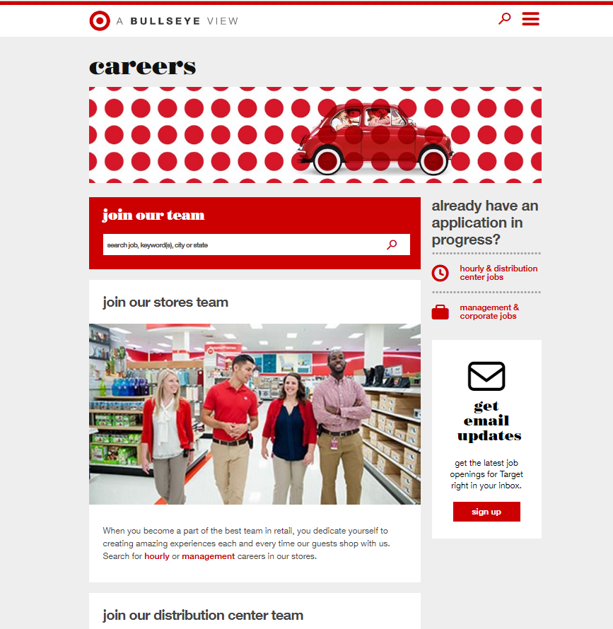 best-company-career-sites-corporate-target-ongig