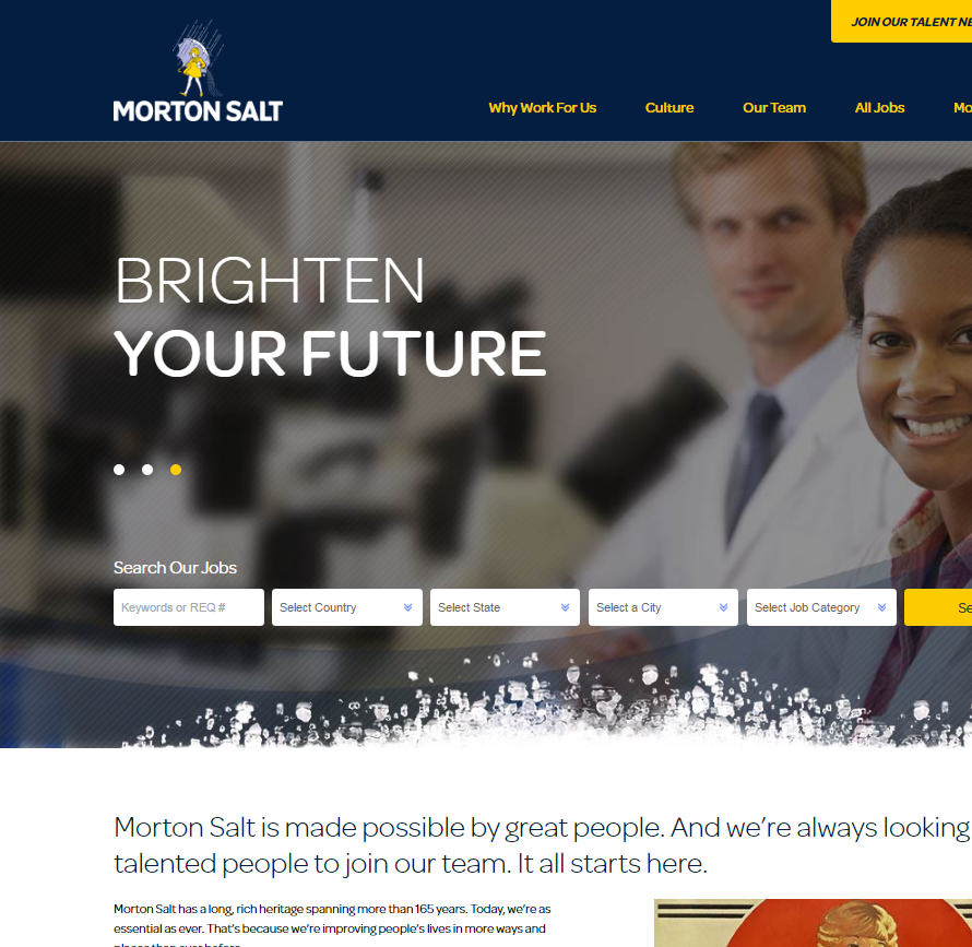 best-company-career-sites-mortonsalt-ongig
