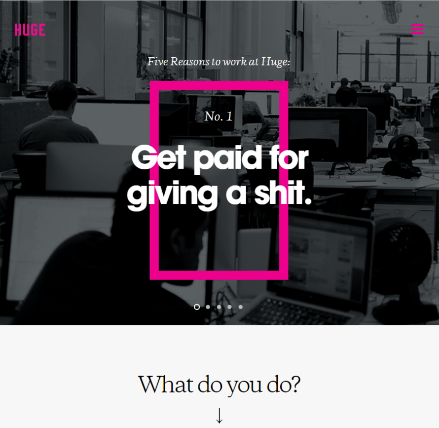 best-company-career-sites-hugeinc-ongig