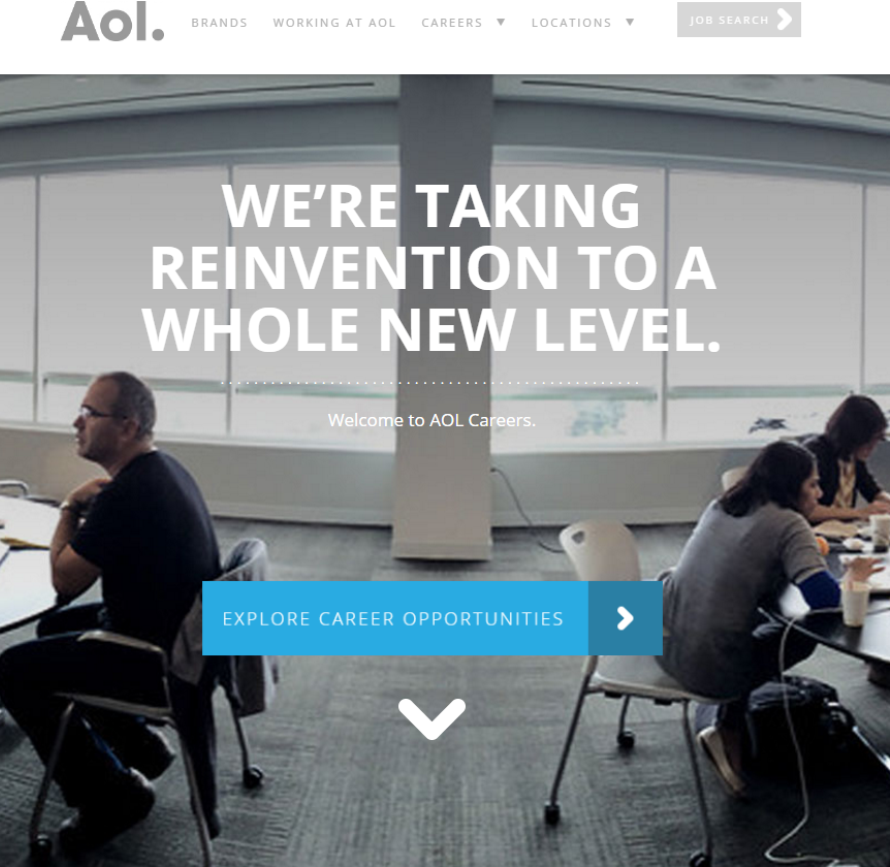 best-company-career-sites-AOL-Careers-ongig