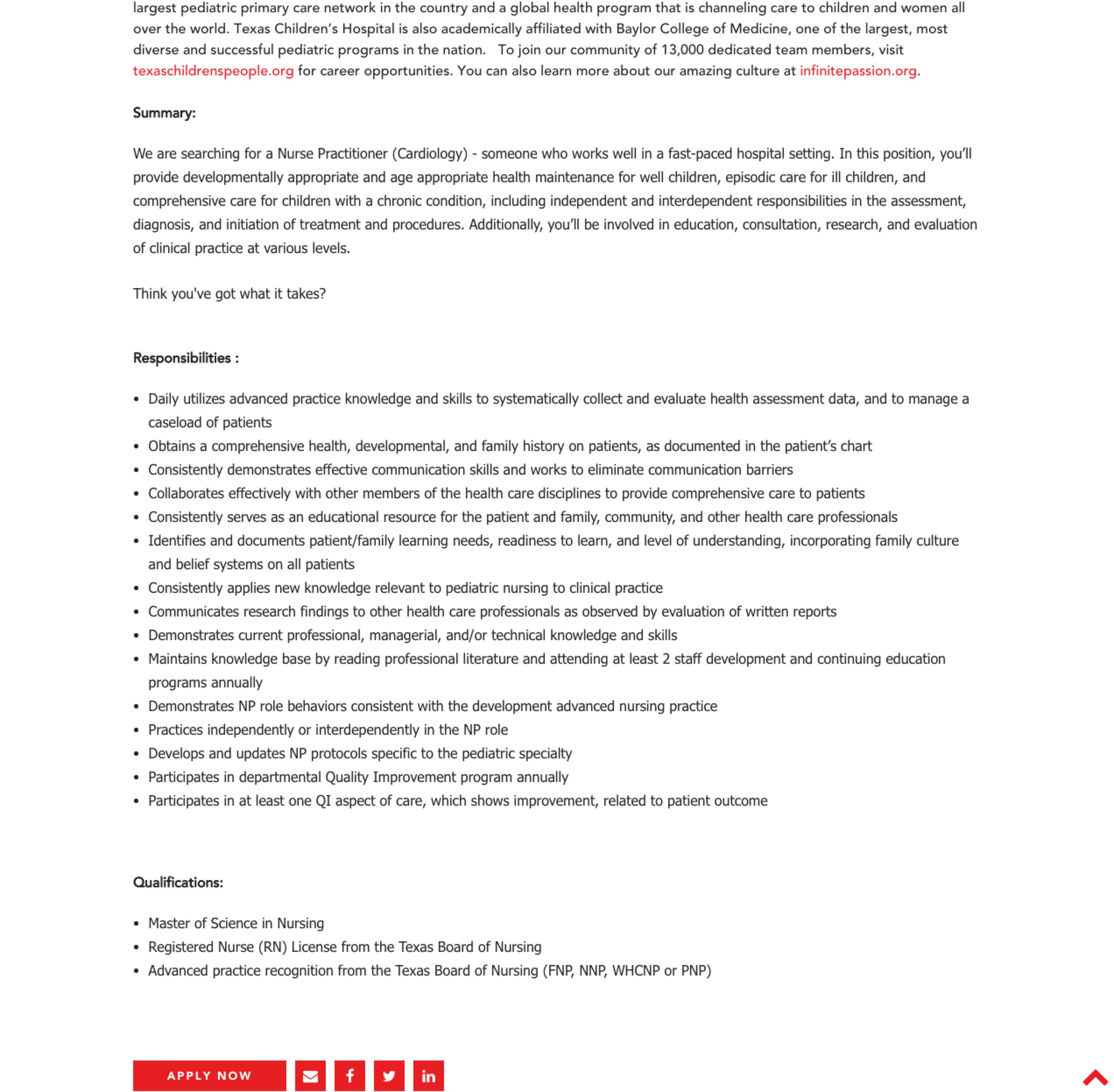 job description template word