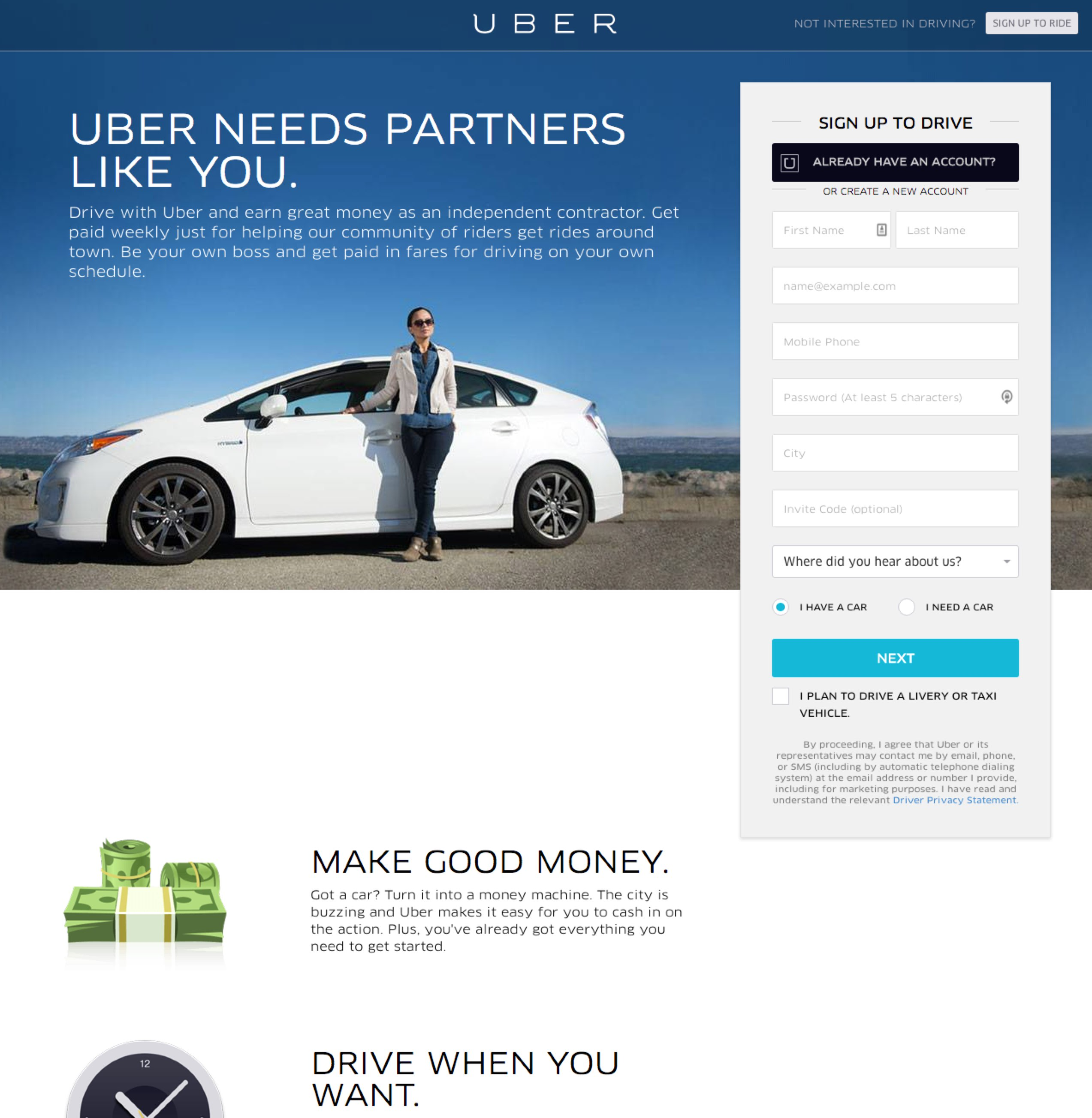 Best Job Descriptions Uber Sample of Driver On Demand Ongig Blog