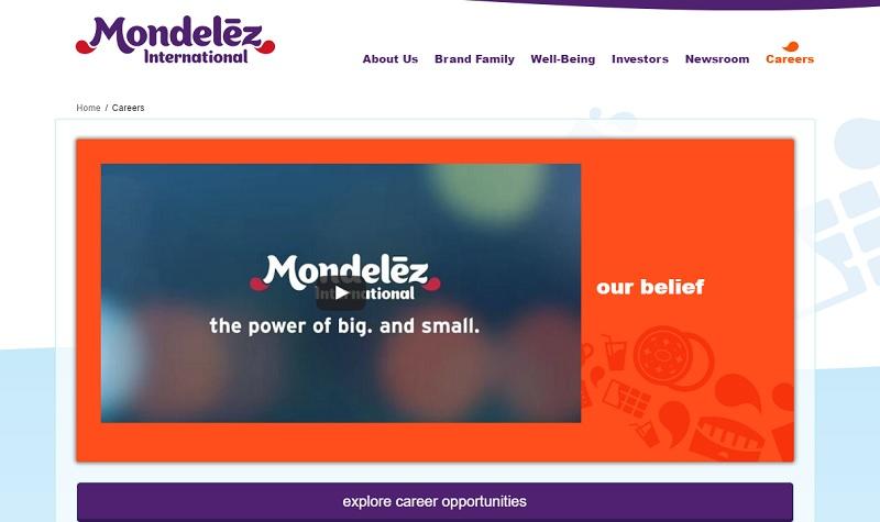 Mondelez International Hero Video