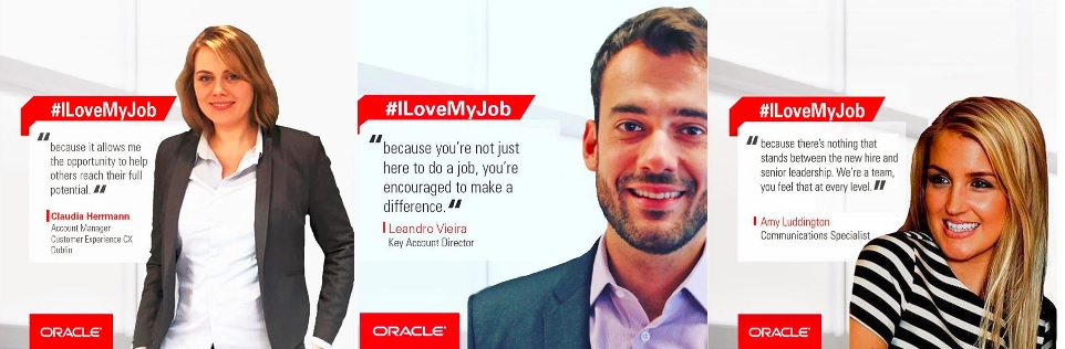 Oracle Employee Testimonial Instagram
