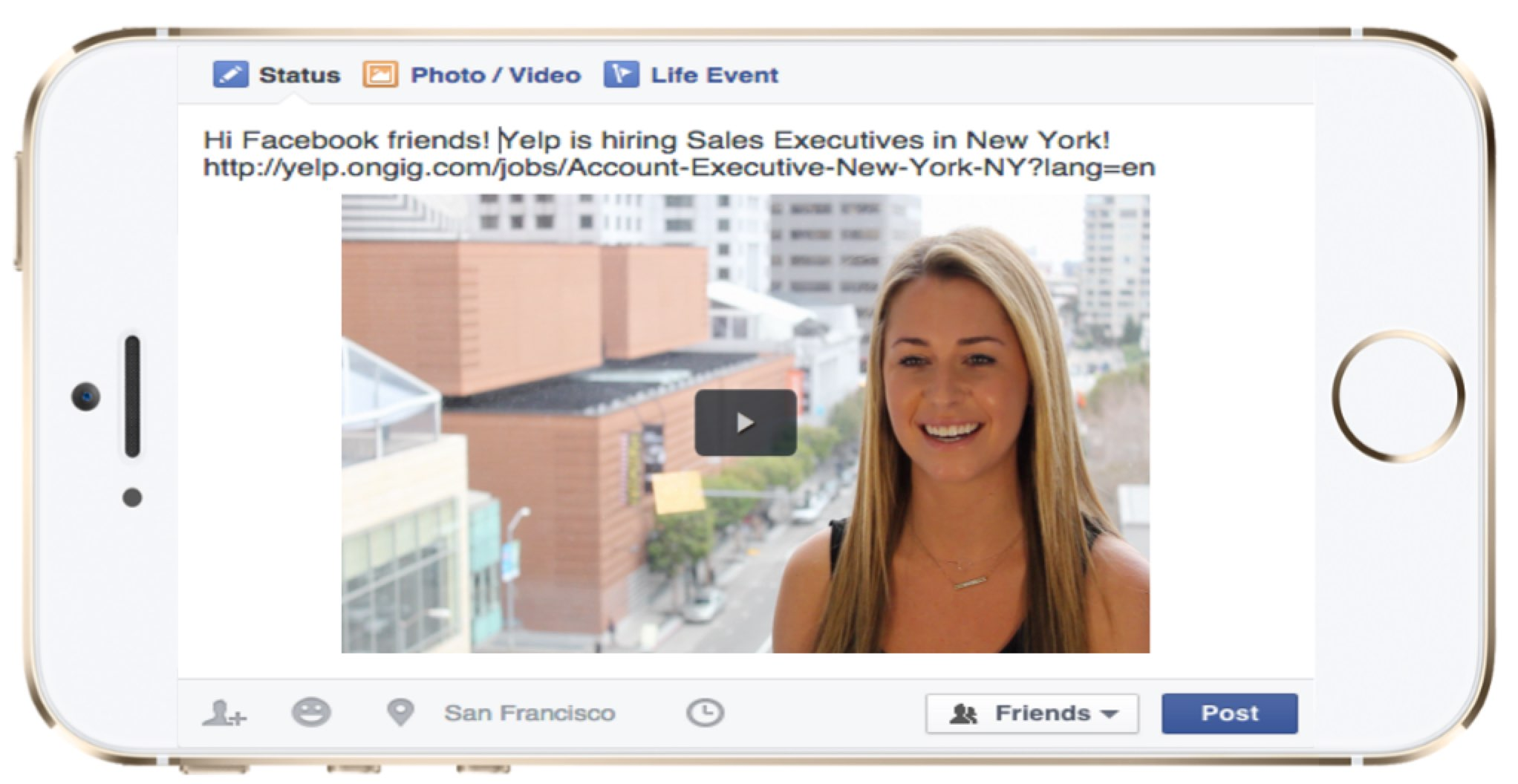 Social Recruiting the-news-feed-effect-to-build-pipeline-through-facebook-social-sharing