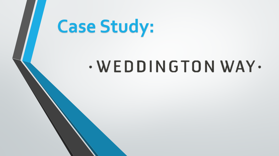 Weddington Way Case Study Cover