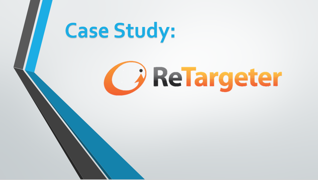 Retargeter Case Study Cover