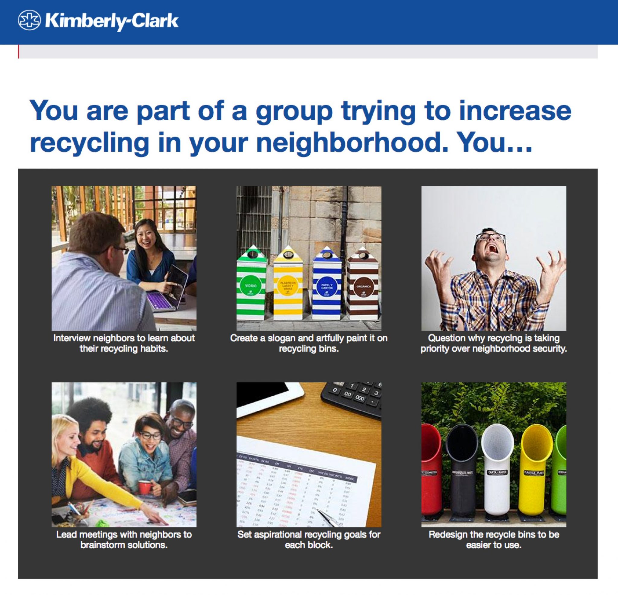kimberly-clark-recruitment-test-1-ongig-blog