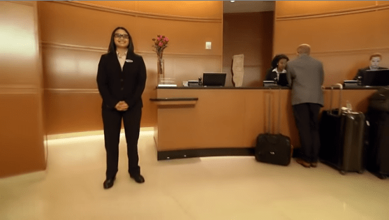 Hyatt Recruitment Video for Guest Services Job Description
