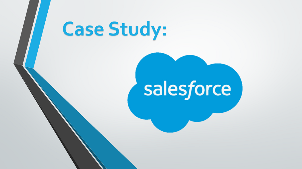 case study salesforce com cloud services Sairoop offers cloud consulting services, salesforce development and desktop application development for your business  salesforce case studies.