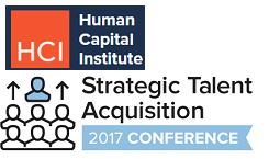 HCI Strategic Talent Acquisition Conference 2017 - Ongig Blog