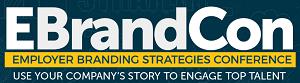 EBrandCon Employer Branding Strategies Logo - Ongig Blog