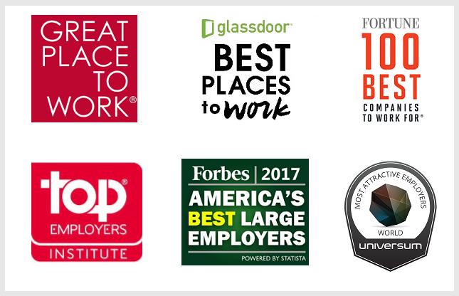 Add employer of choice awards to your job descriptions with Ongig.