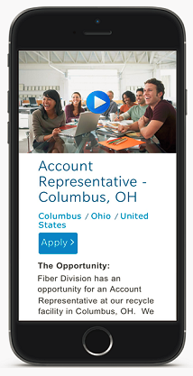 Video Job Descriptions - Candidate Experience