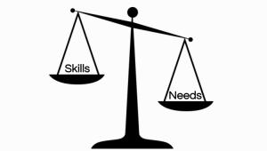 Skills vs Needs
