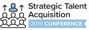 Strategic talent acquisition conference 2019 logo