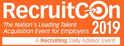 RecruitCon 2019 Logo