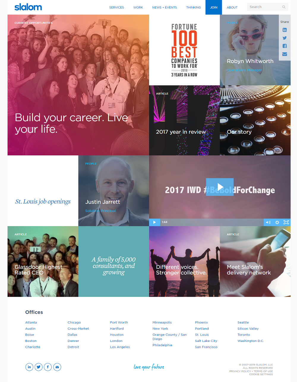15 Best Career Pages In 2019 Ongig Blog