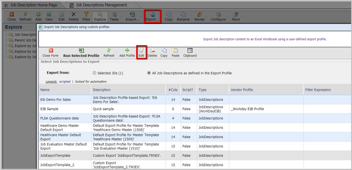 JDXpert job description management software