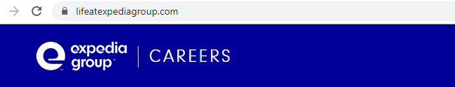 Expedia career site url