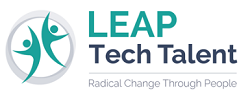 leap tech talent hr conference logo