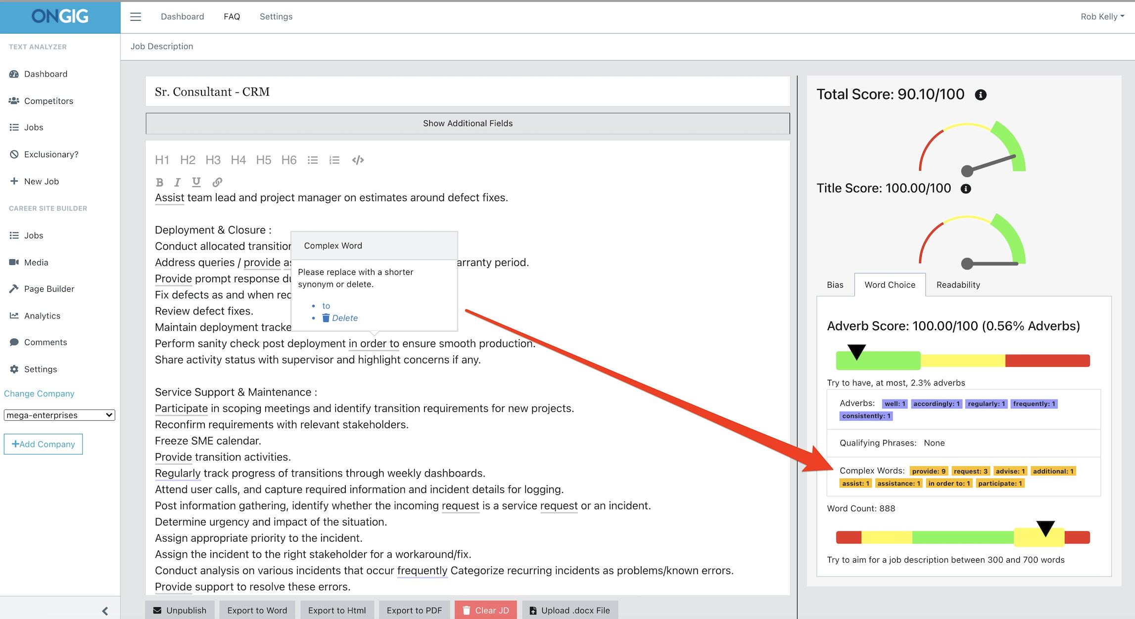 augmented_writing_job_description_tool_complex words