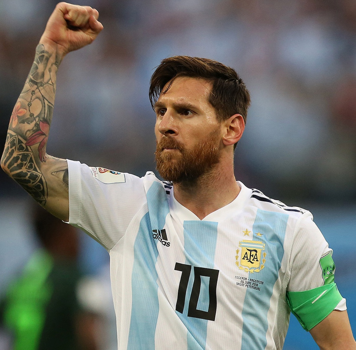 Lionel Messi Autistic