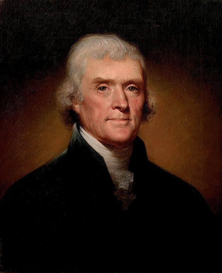 Thomas Jefferson Autistic