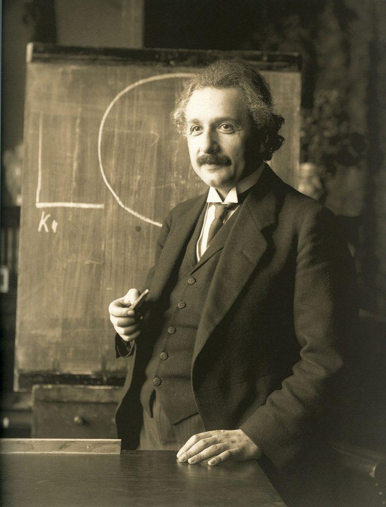 Was Albert Einstein dyslexic?