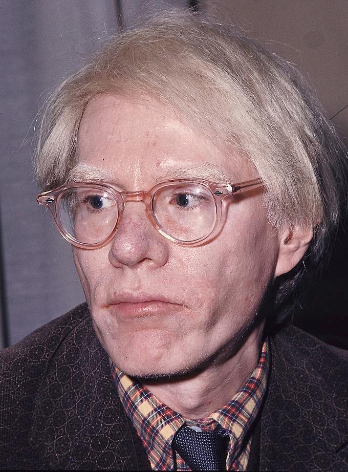 Was Andy Warhol Dyslexic