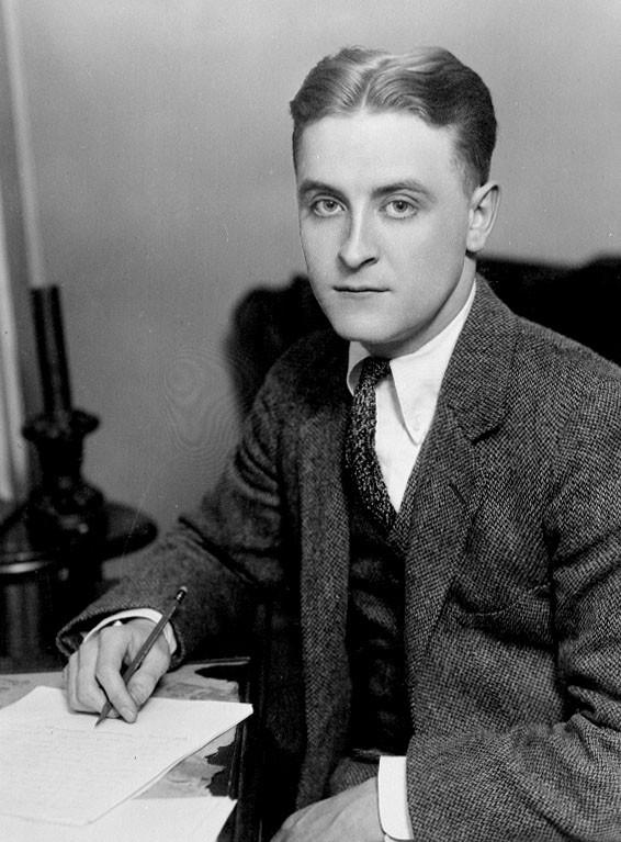 Is F. Scott Fitzgerald dyslexic