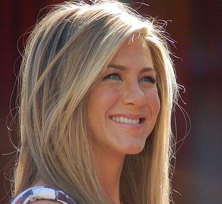 Jennifer Aniston dyslexia