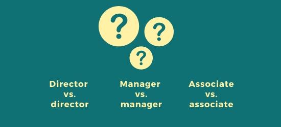 Do You Capitalize Job Titles 4