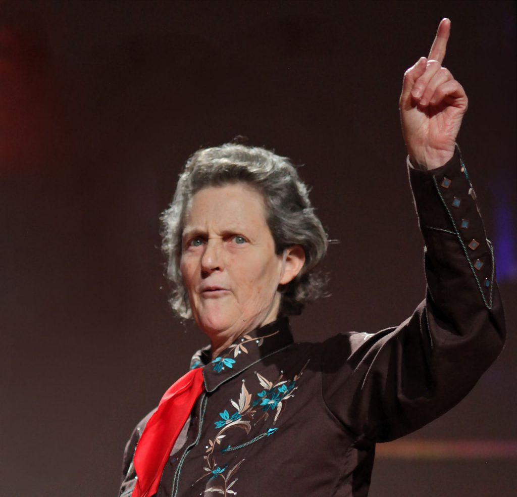 temple grandin disability
