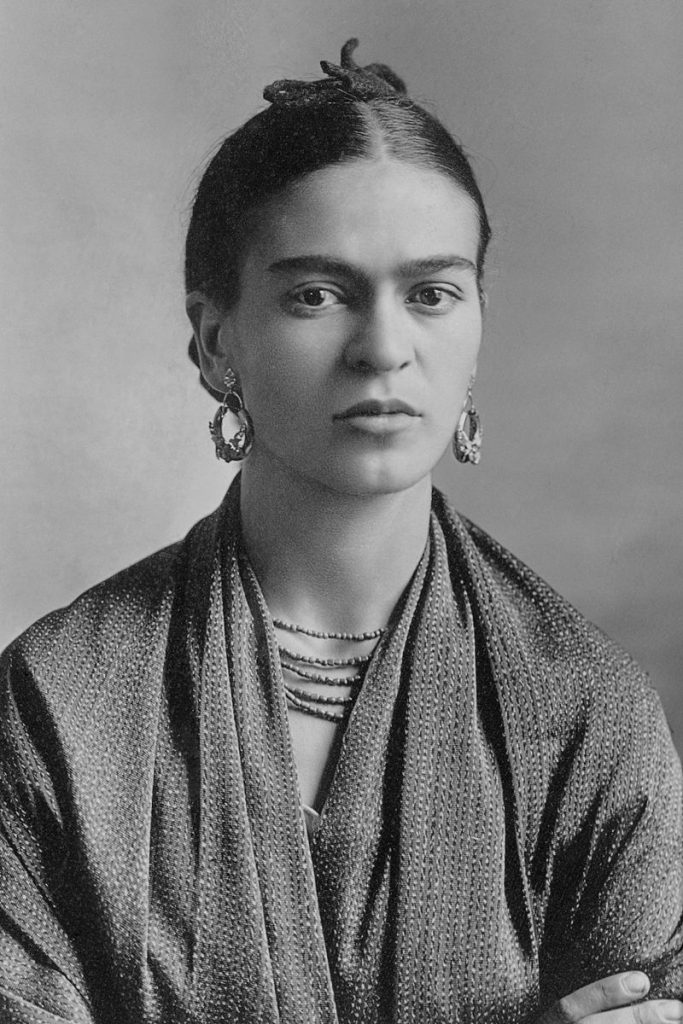 frida kahlo disability