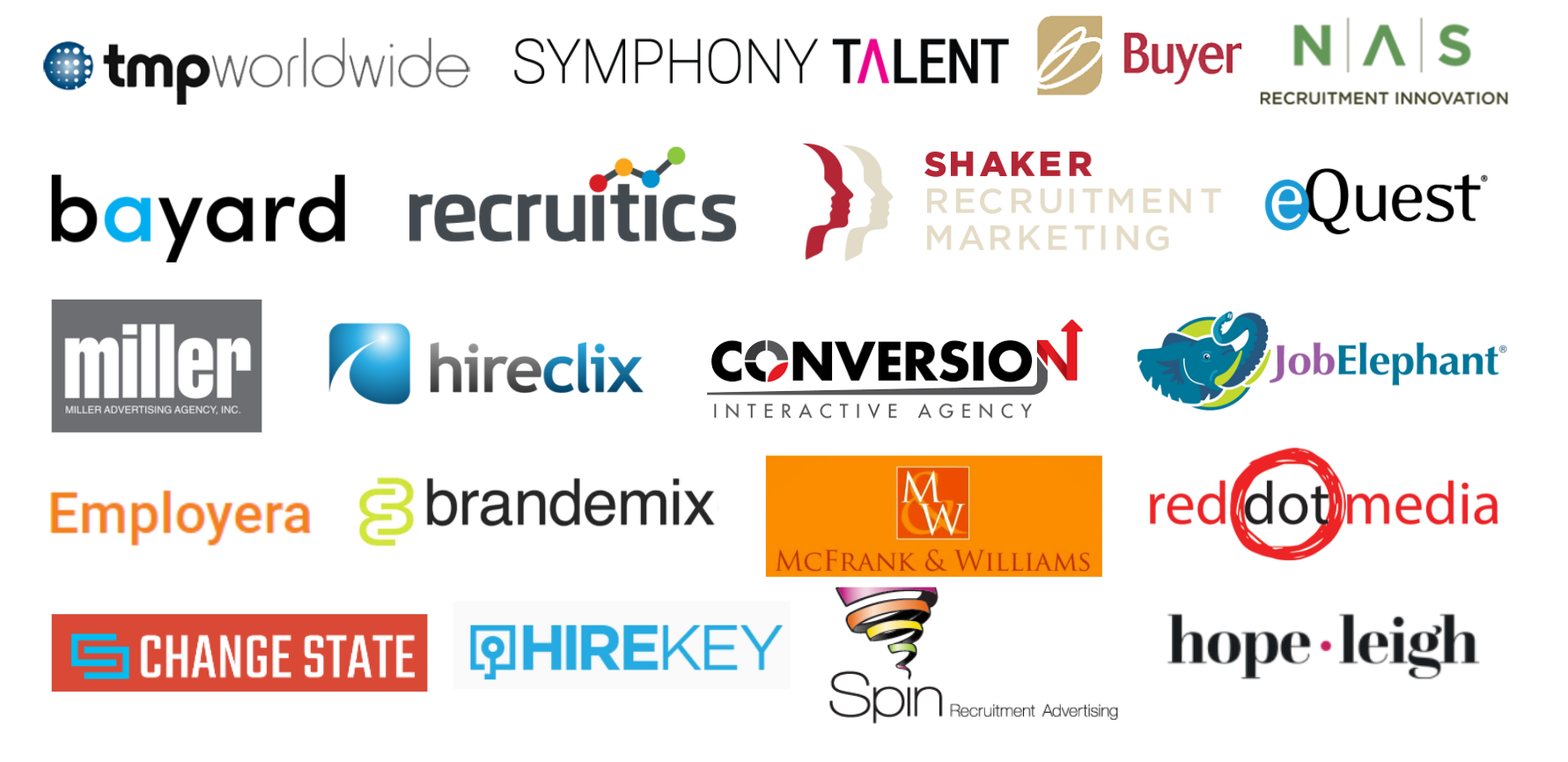 The Top 20 Recruitment Advertising Agencies | Ongig Blog